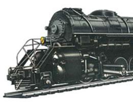 AHM 2-8-8-2 Y6B Mallet