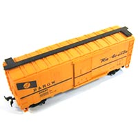 AHM 40-foot Boxcar 5241-Series