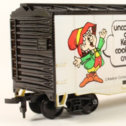 AHM 50-foot Plug-Door Boxcar
