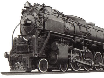 AHM Brass Steam Locomotives
