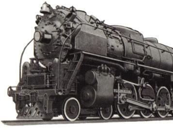 AHM Brass Steam Locomotives