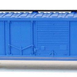 AHM 50-foot Combination-Door Boxcar