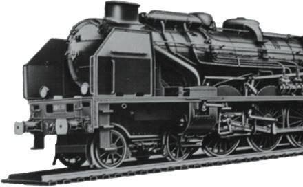 AHM French Pacific 4-6-2