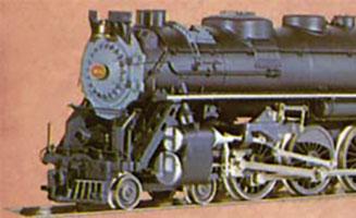 AHM C&O L2 Hudson 4-6-4