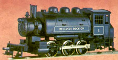 AHM Saddle Tank 0-6-0