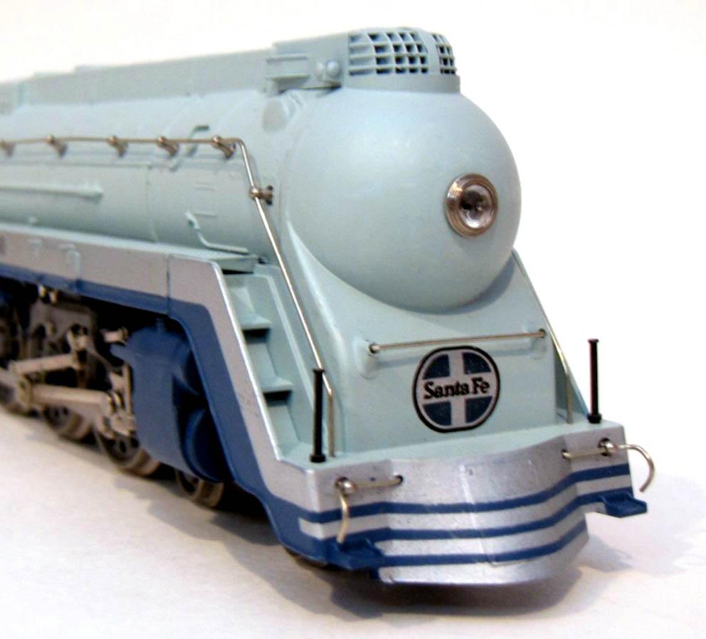 AHM Blue Goose 4-8-4