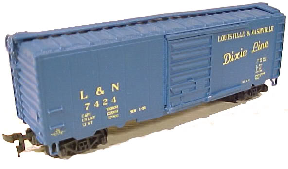 AHM 40-foot PS-1 Boxcar