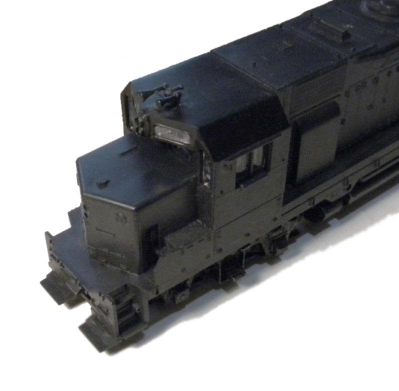 Athearn EMD GP35