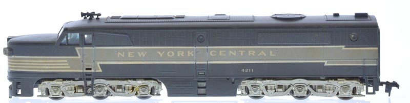 Athearn Alco PA New York Central
