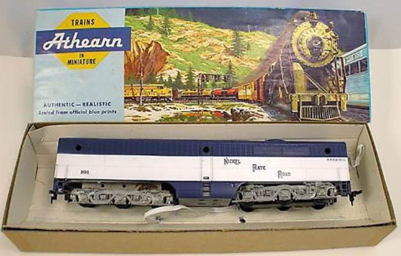 Athearn Alco PB-1 - HO-Scale Trains Resource