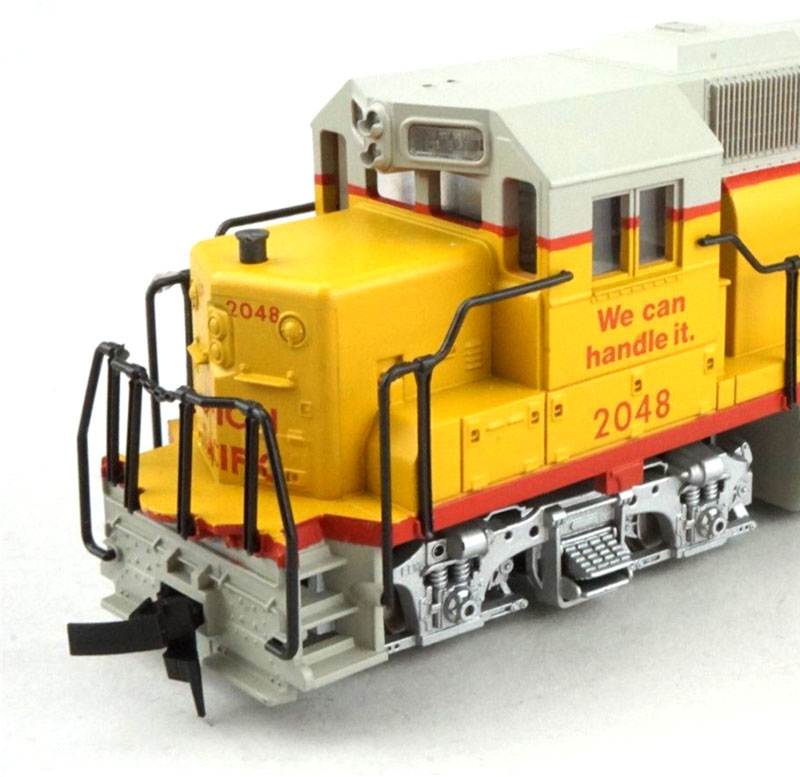 Atlas  EMD GP38