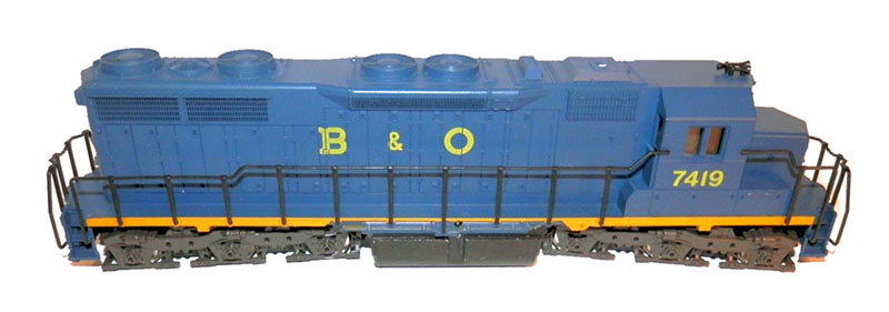 Atlas EMD SD35 - HO-Scale Trains Resource