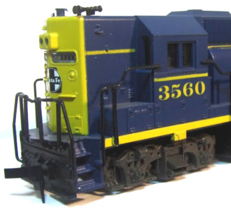 Atlas  EMD High-Nose GP38