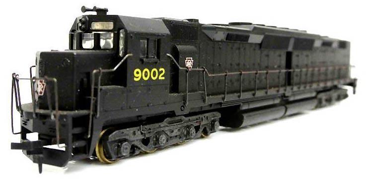 Athearn EMD DD40