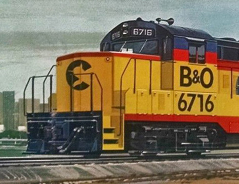 Cox American Freight Express set