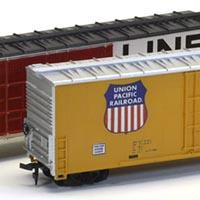TYCO 62-foot Hi-Cube Boxcar