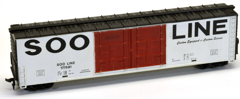 TYCO 62-ft Boxcar