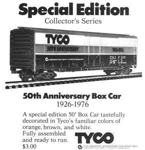 TYCO 50th Anniversary