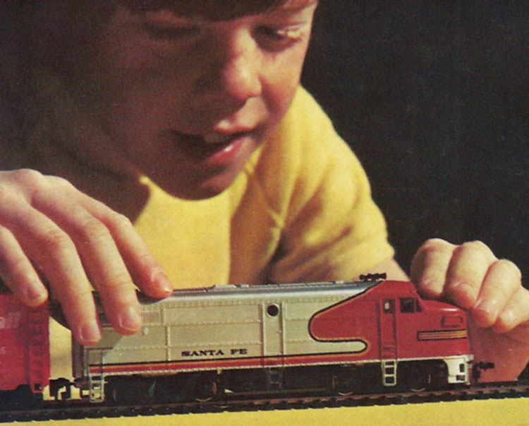 Lionel-HO 1970s Train Sets