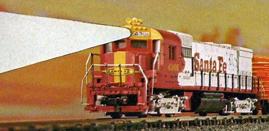 TYCO's The Alco Century Special Train Set
