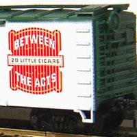 Train-Miniature's Tobacco Road series