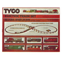 TYCO's Over & Under with Santa Fe F9A