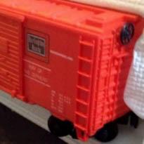Cox's 40-foot Boxcar