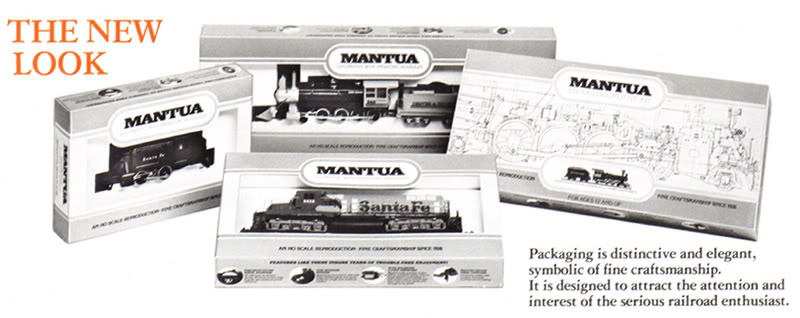 Mantua Trains
