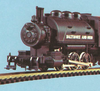 AHM's Pufferbelly Freight Set