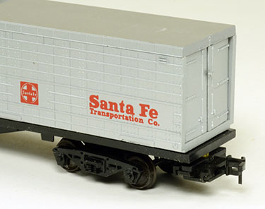 AT&T HO Container Car