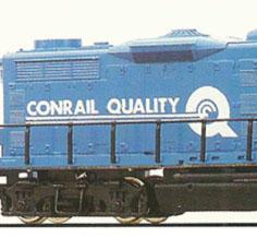 "Mantua's Conrail ""Quality"" Blue Ribbon"
