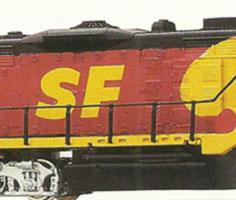 Mantua's Santa Fe Diesel Workhorse