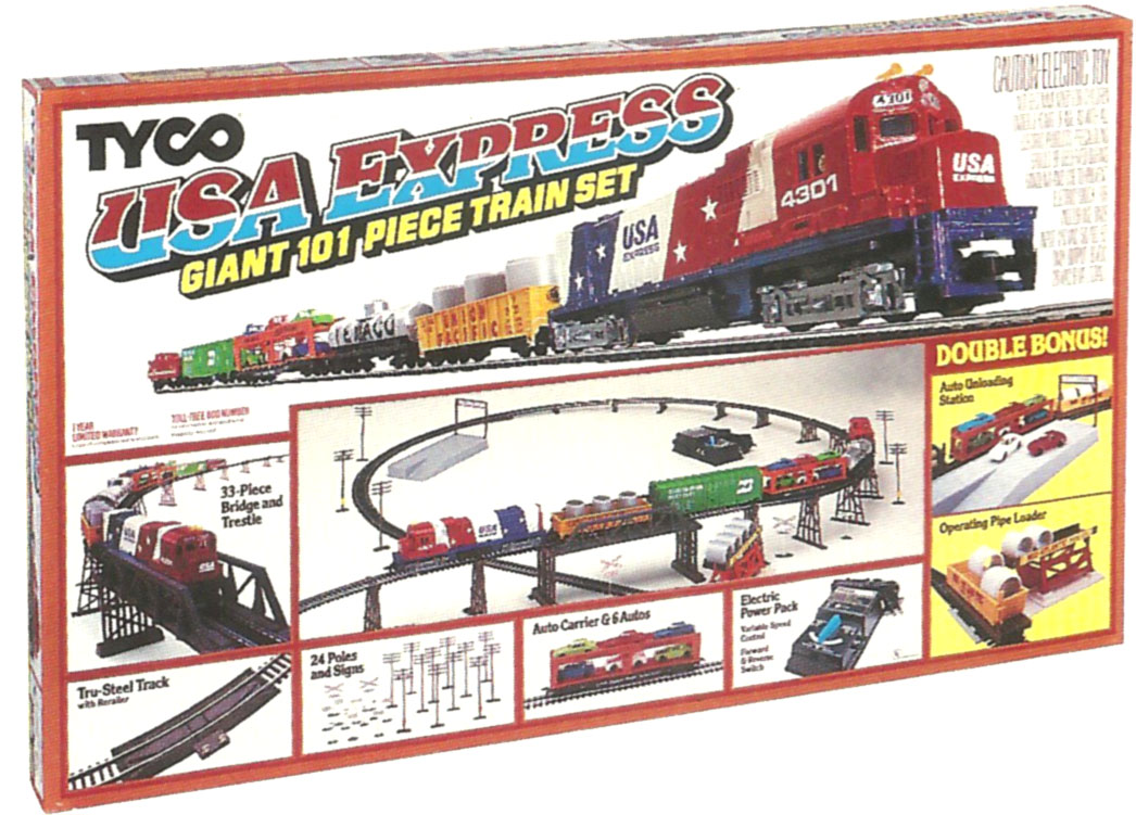 TYCO's USA Express