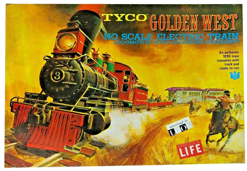 The Golden West by TYCO