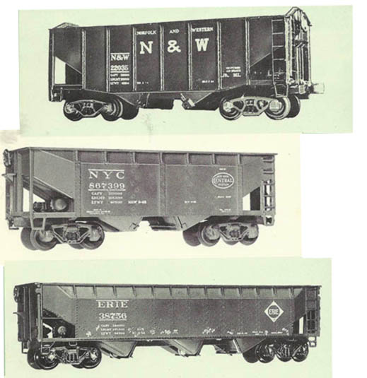 Ulrich Freight Car Kits