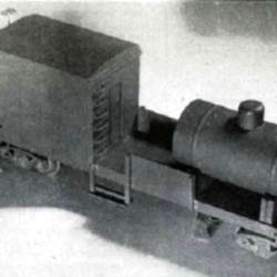 Ulrich Track Cleaning Car